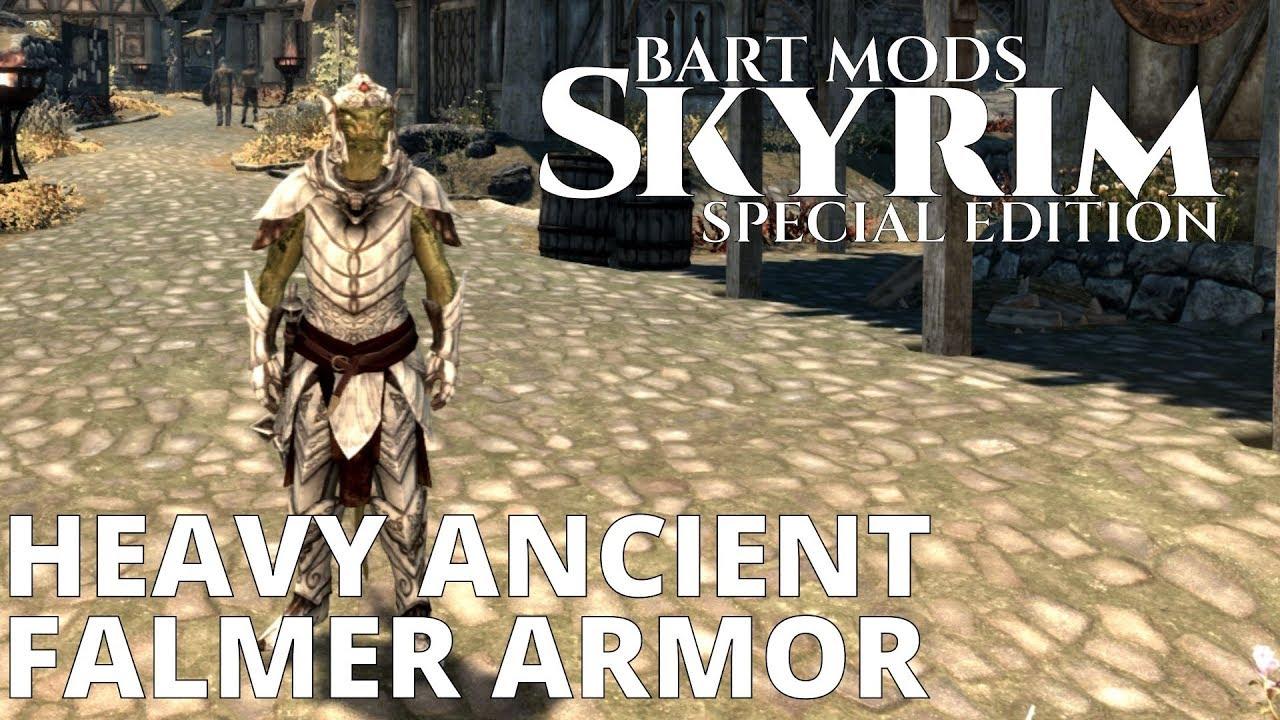 Bart Mods Skyrim: Special Edition | Bartmoss